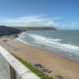 places to stay in tresaith, beach, welsh retreats