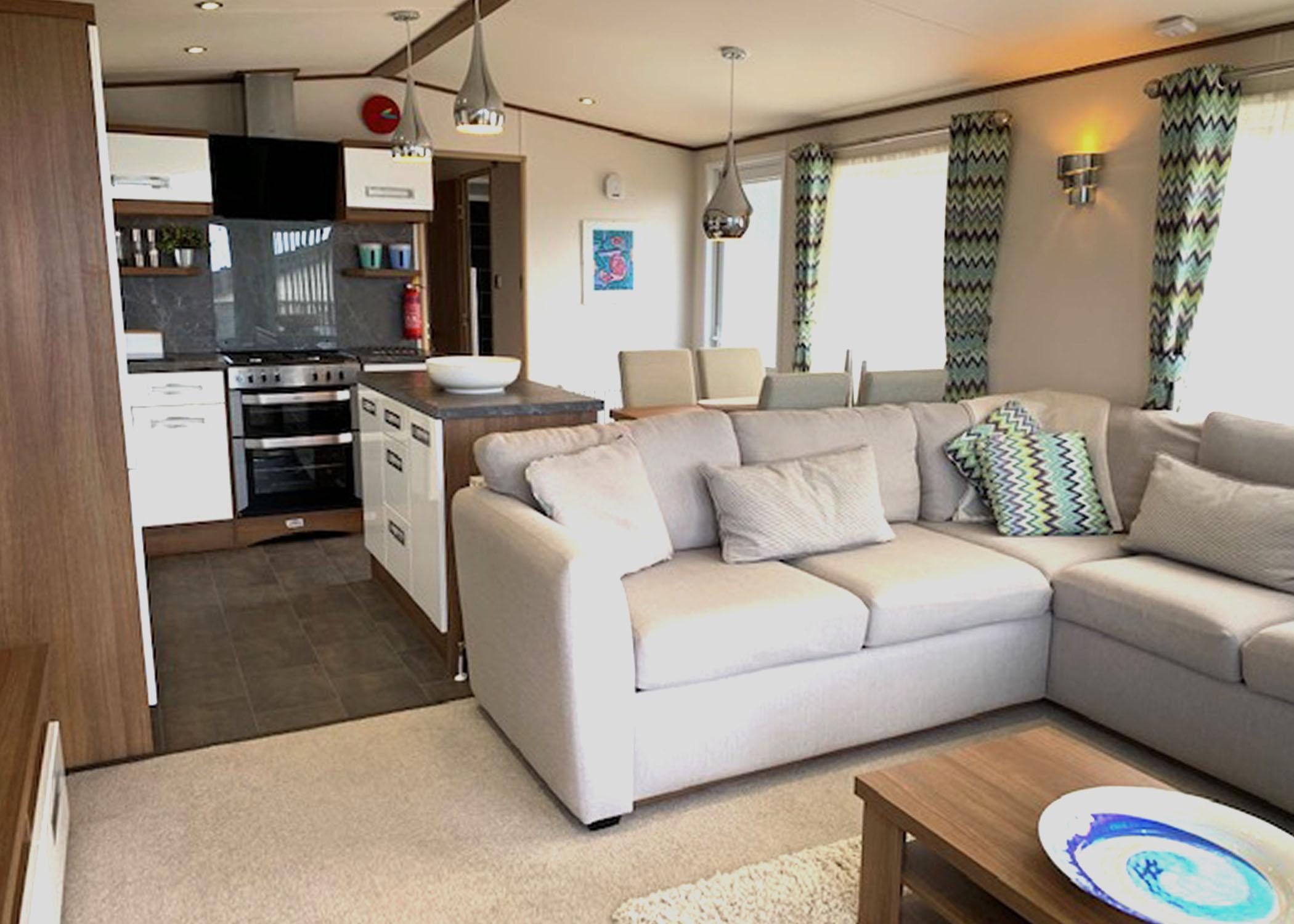 Gwalia Falls, Luxury Lodges, Luxury Holiday Accommodation, Wales