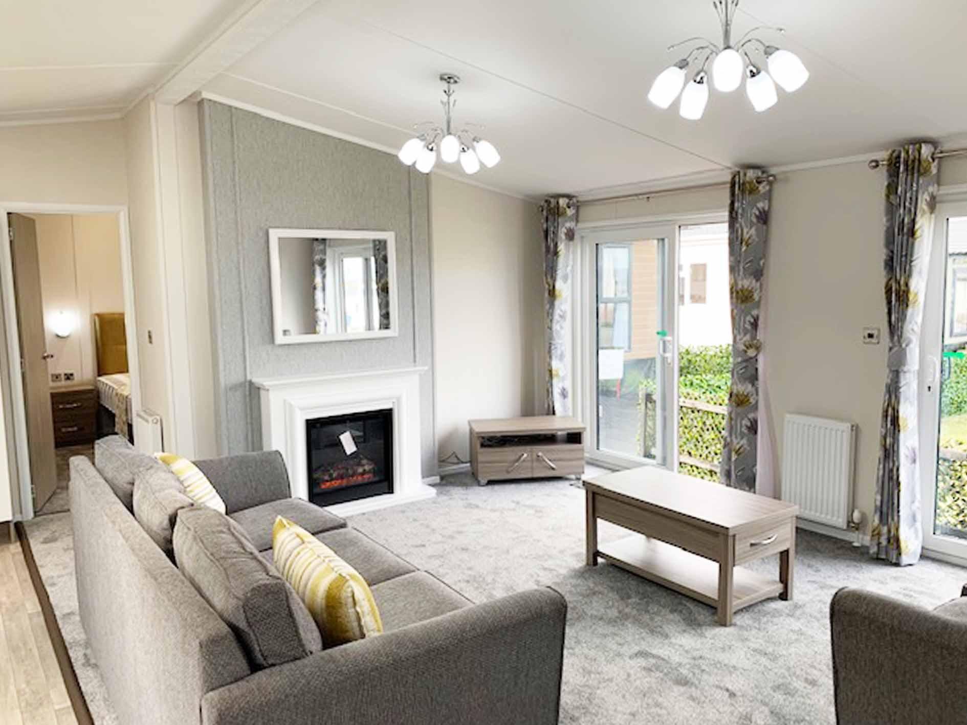 Luxury Lodges For Sale, Luxury Holiday Accommodation, Tresaith, Wales