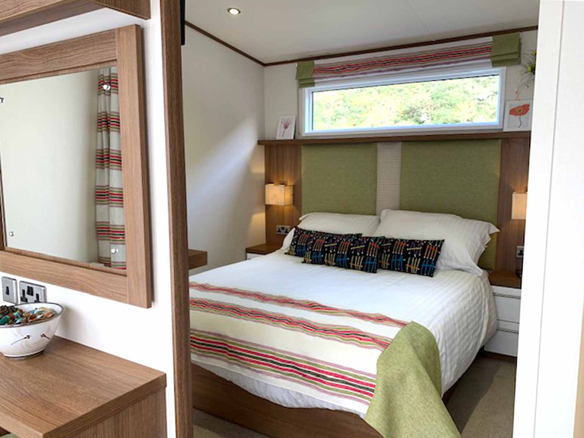 Luxury Lodges, Luxury Holiday Accommodation, Tresaith, Wales